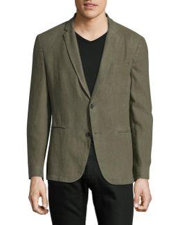 Linen Sports Jacket