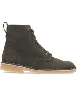 Mali Leather Boots