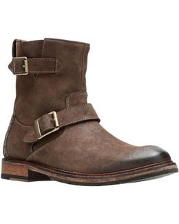 Dale Cash Leather Boots