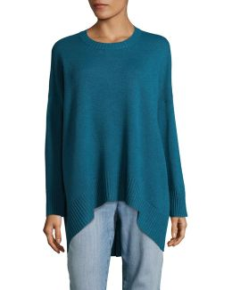 Oversized Cashmere-wool Sweater