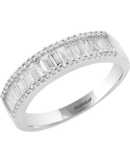 14k White Gold Ring With 0.77 Tcw