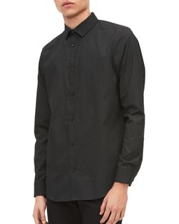 Infinite Cotton Non-iron Sport Shirt