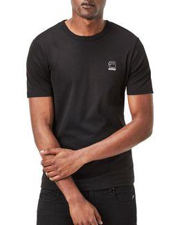 Cool Rib Cotton T-shirt