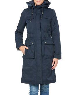 System Hooded Jacket