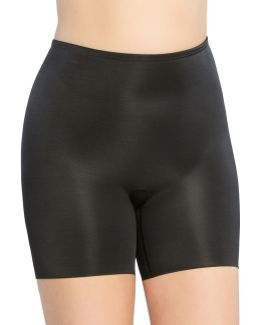 Plus Power Conceal Mid-thigh Shorts