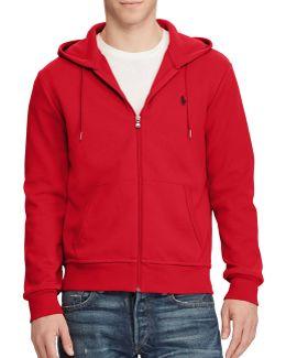 Double-knit Full-zip Hoodie
