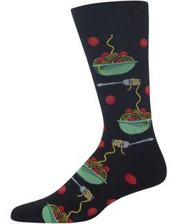 Meatballs Socks