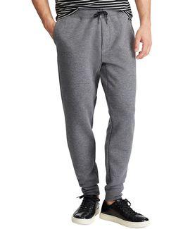 Double Knit Tech Jogger Pants