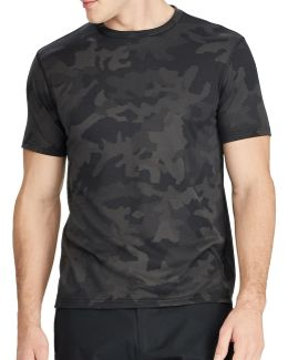 Camouflage Active-fit Performance Tee