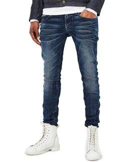 Revend Vintage Aged Super Slim Jeans