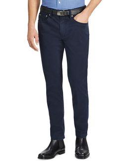 Varick Slim Straight Pants