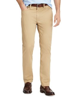 Varick Slim Straight Pant