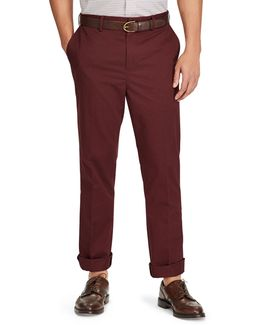 Stretch Classic-fit Chino Pants