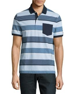 Tillman Striped Polo