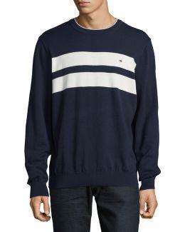 Signature Ivy Stripe Sweater