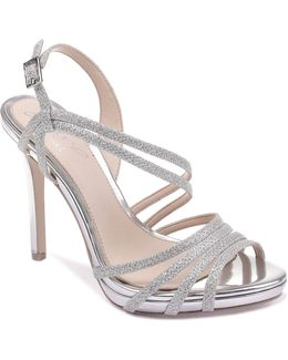 Humble Sparkle Strap Sandals