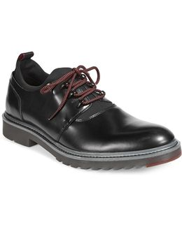 Pure Leather Derby Shoes