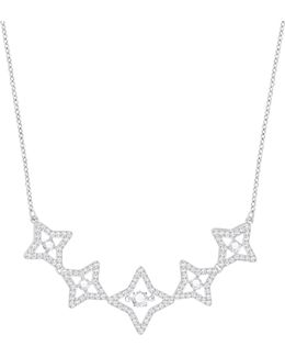 Sparkling Dance Star Necklace