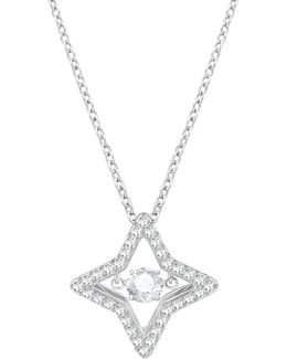 Sparkling Dance Star Pendant Necklace