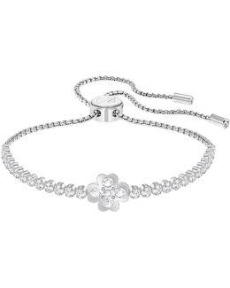 Subtle Clover Bracelet