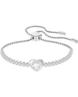 Subtle Heart Bracelet