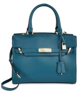 Flap Cypress Satchel
