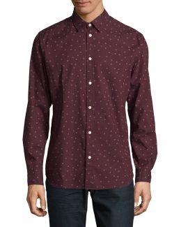 Floral Neat Shirt