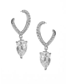 Calla Front-to-back Earrings