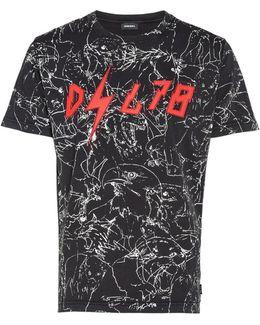 Wild Animal Cotton T-shirt