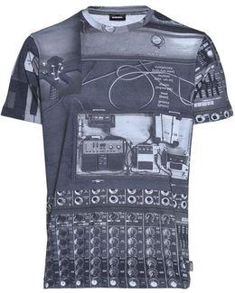 Music Studio Cotton T-shirt