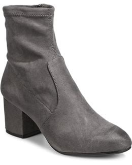 Irven Microsuede Ankle Boots