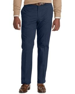 Stretch Classic Fit Chino Pants