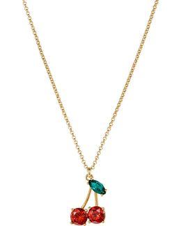 Ma Cherie Mini Pendant Necklace