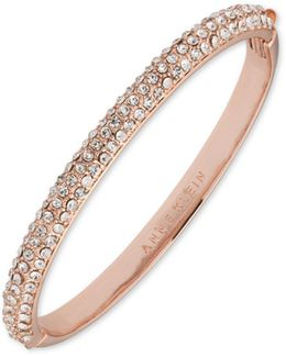 Pave Studded Bangle
