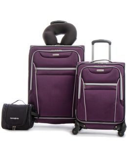 Aspire Hs Four-wheels Spinner Suitcase
