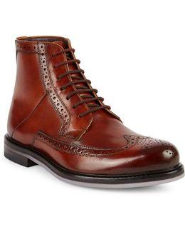 Miylan Leather Brogues