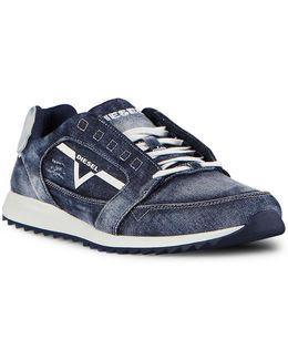 Men's S-fleett Cotton Athletic Sneakers