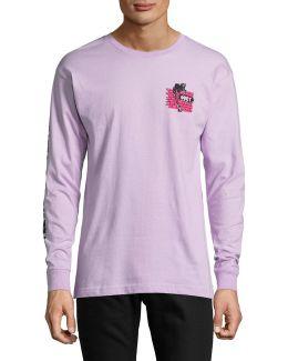 Graphic Graffiti Sweatshirt