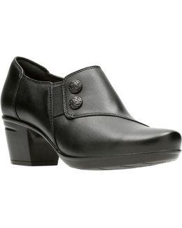 Emslie Vendel Leather Booties