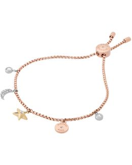 Beyond Brilliant Celestial Chain Bracelet