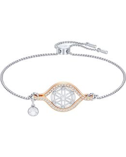 Humanist Flower Of Life Bracelet