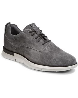 Grand Horizon Oxford Suede Sneakers