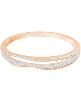 Crystal Hilly Bangle