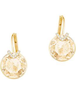 Crystal Bella V Earrings