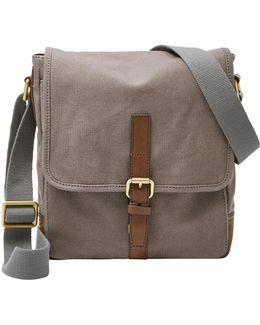 Davis City Messenger Bag