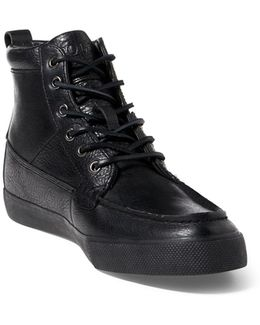 Tavis Lace-up High-top Sneakers