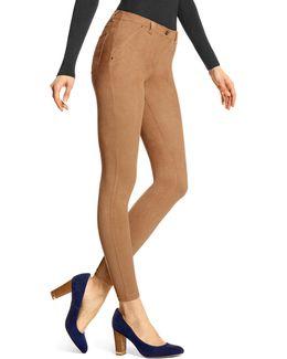 Microsuede Leggings