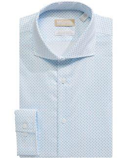 Speckled Dress Shirt
