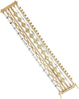 Chain Lucky Layer Bracelet