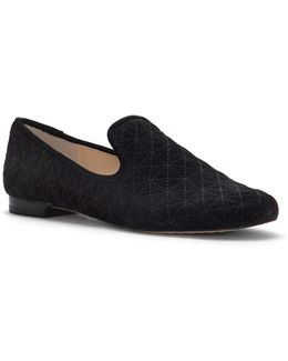 Lieley Leather Smoking Slippers